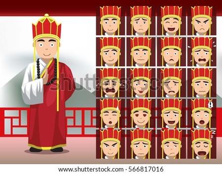 chinese tan sanzang cartoon
