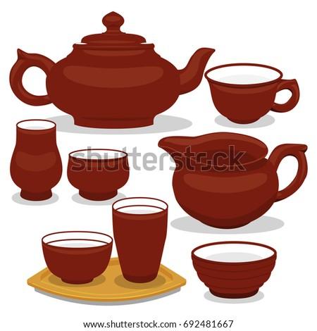 chinese tea utensils set