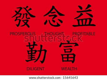 Chinese Wealth Symbol Lektonfo