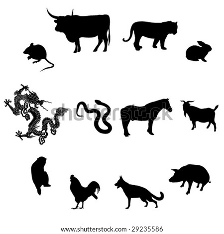 450 x 470 jpeg 25kB, Chinese Years And Animals/page/2 | New Calendar ...