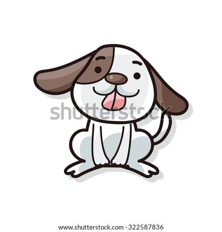 chinese zodiac dog doodle