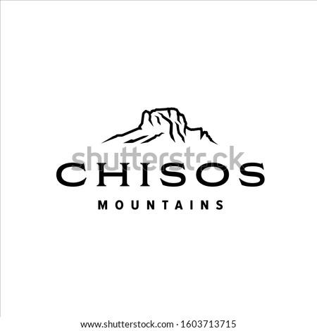 chisos mountains at big bend