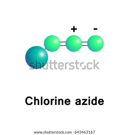 chlorine azide is an inorganic