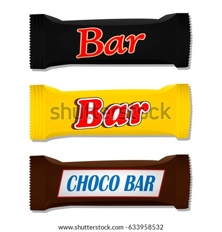 chocolate bar packing