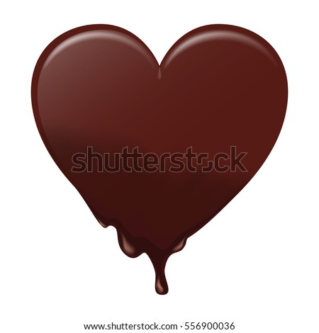 chocolate heart melts suitable