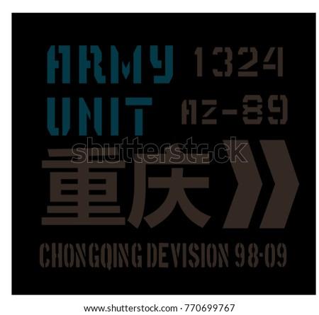 chongqing military plate