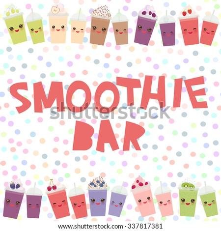 choose your smoothies card