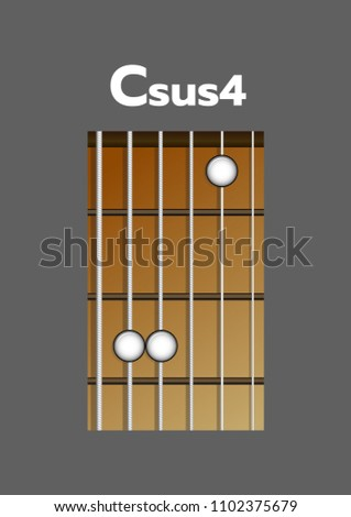 Outstanding Csus Chord Component - Beginner Guitar Piano Chords ...