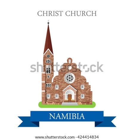 christ church in windhoek in