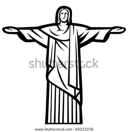 christ the redeemer statue in