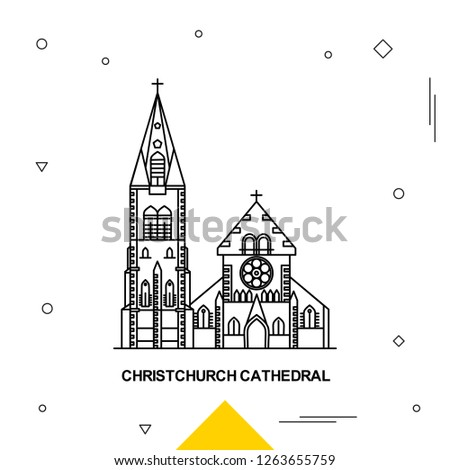 CHRISTCHURCH CATHEDRAL Landmark
