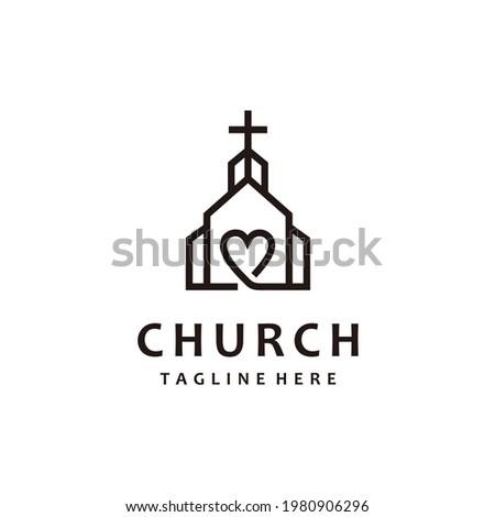 christian church lovers cross