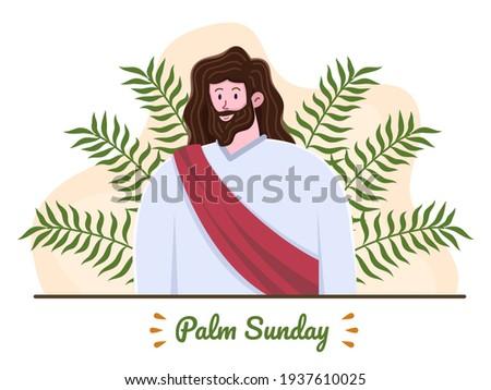 christian religion holiday palm