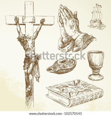 christianity, religion