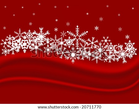 Christmas abstract background- vector illustration