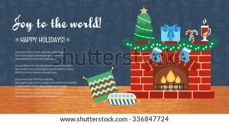 christmas attributes christmas