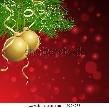 Christmas background #119276788