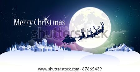 Stock Photo Christmas background