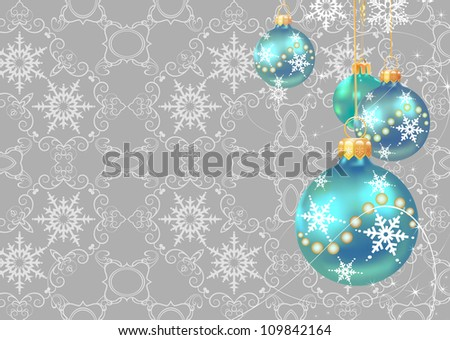 Christmas background. Christmas card. Xmas balls. Christmas decorating ideas. Christmas baubles