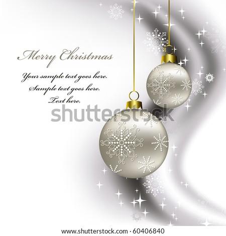 Christmas Background. eps10.