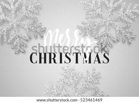 christmas background gray color