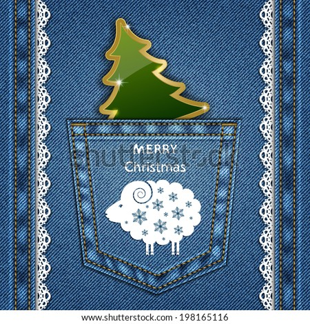 Christmas Background in vector EPS 10.