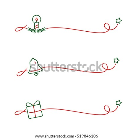 Christmas background, ornaments, element, Vector file