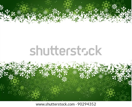 Christmas Background. Vector. Eps10 Format.