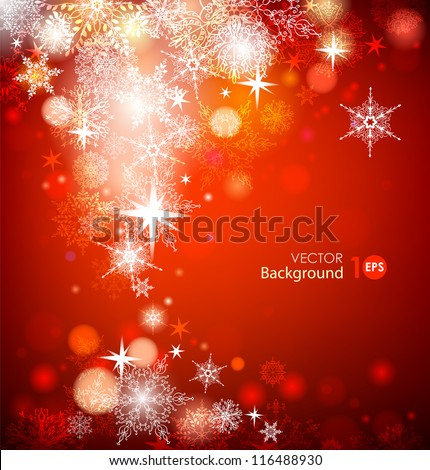 christmas background with