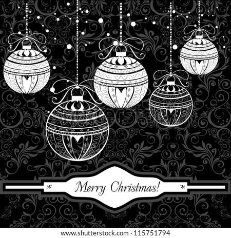 christmas balls #115751794