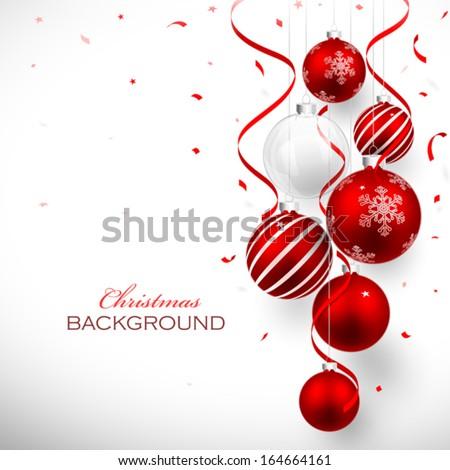 Christmas balls #164664161