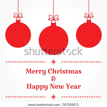 stock-vector-christmas-baubles-greeting-card-vector-illustration-background
