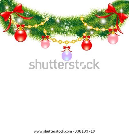 christmas branch #338133719