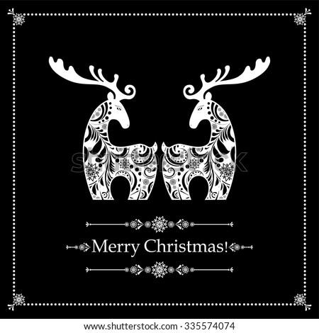 christmas card celebration
