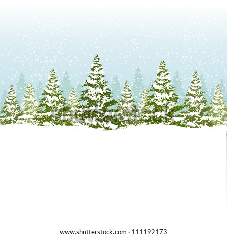 christmas card eps8
