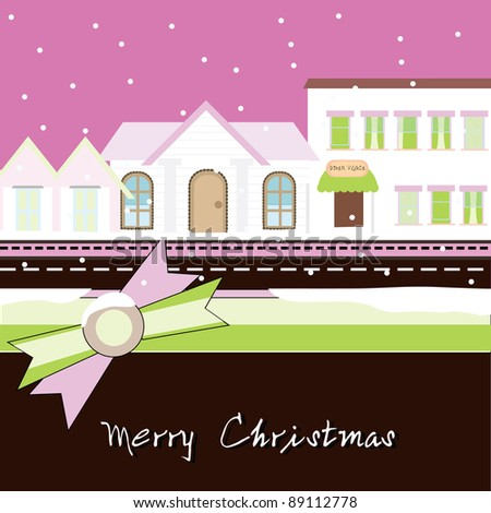 christmas card for Christmas decorations and themes