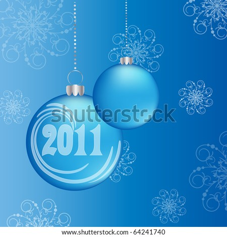 Christmas card. vector 10 eps