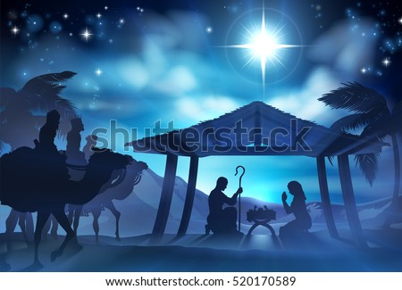 christmas christian nativity