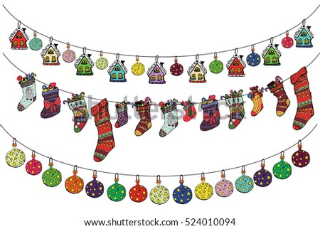 christmas decoration baubles a