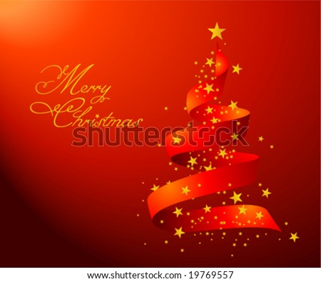 Christmas design. Vector illustration (find more in my portfolio) #19769557