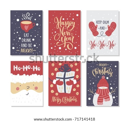 christmas gift cards or tags...