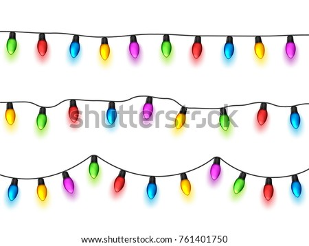 stock-vector-christmas-glowing-lights-on-white-background-garlands-with-colored-bulbs-xmas-holidays-christmas