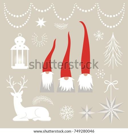 christmas gnomes  christmas