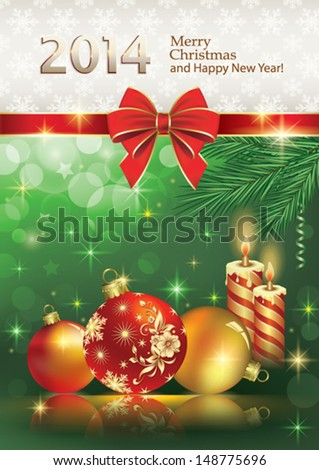 Christmas greeting card 2014 ez canvas christmas greeting card 2014 m4hsunfo