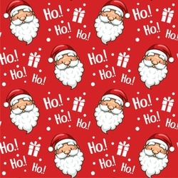 Christmas Head Santa Pattern