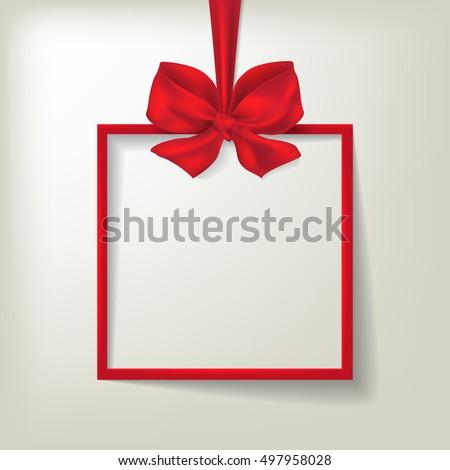 christmas holiday card with