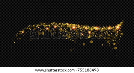 gold glitter wave background vector download free vector art