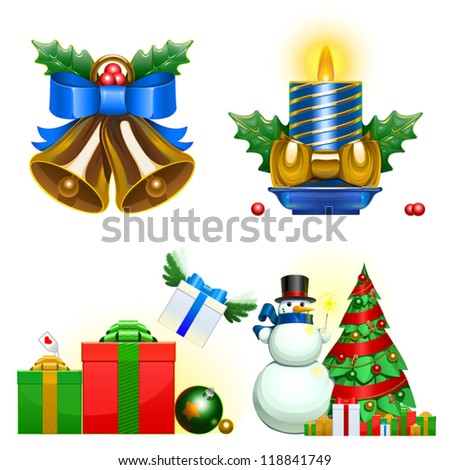 Christmas icon collection PART 2/2
