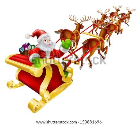 christmas illustration of