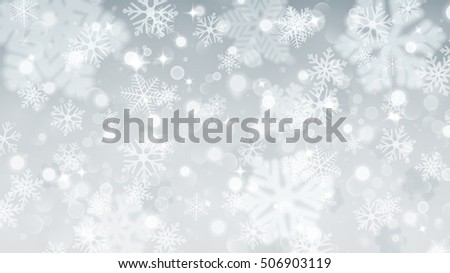christmas illustration with